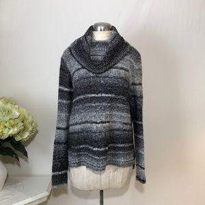 Dress Barn Cowl Neck Sweater